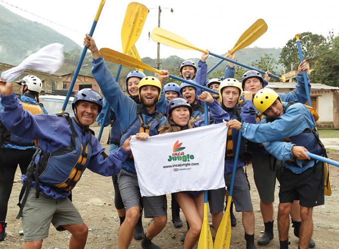Inca Jungle Tour Treks to Machupicchu