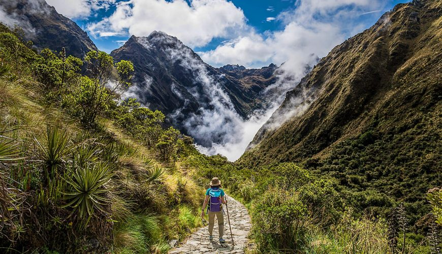 Inca Trail 2 Day to Machupicchu – Private Service