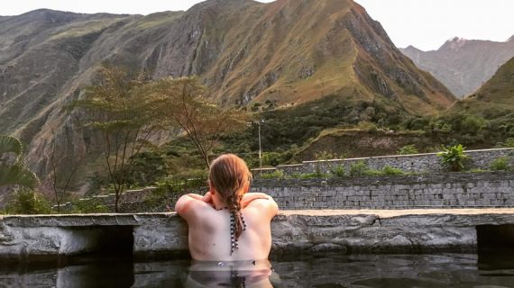 Machu Picchu By Car - Hot Springs