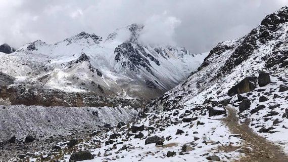 Salkantay Trek - Salkantay Trail