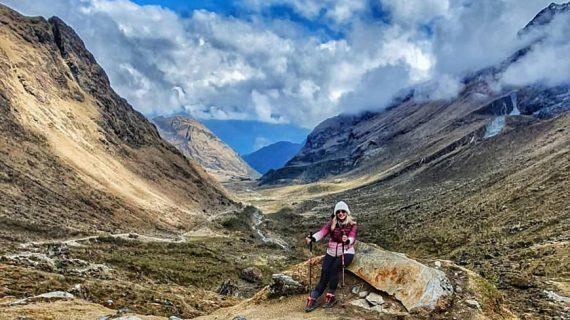 Salkantay Trek - Salkantay View